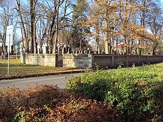 Old Jewish Cemetery, Česká Lípa