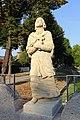 Statue hl Johannes Nepomuk 02 Loisbachbrücke 2015-08.jpg