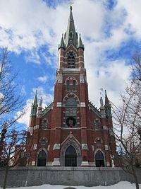 manchester catholic church
