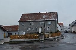 Kreuzgasse in Burghaun