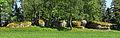 Steingruppe 7 Kurfürsten bei Eisgarn 2014-05 Pano NÖ-Naturdenkmal GD-085.jpg