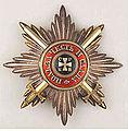 Ster van de Orde van Sint-Vladimir met zwaarden 1900.jpg