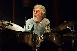 Steve Gadd at Bodø Jazz Open 2014