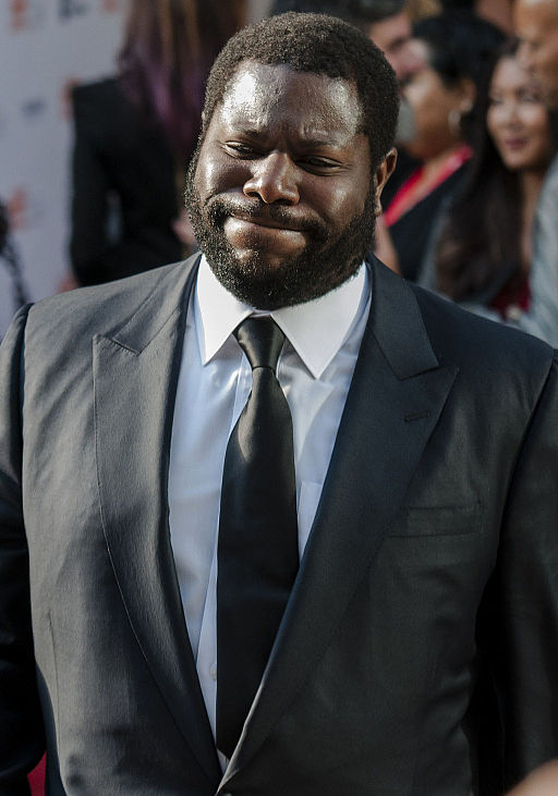 Steve McQueen at TIFF 2013 (cropped)