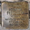 Stolperstein Hermann Finkelstein Hussitenstraße 6 0125.JPG