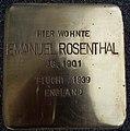 Stolperstein Neu-Ulm Emanuel Rosenthal.jpg