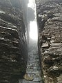 Stone steps, Mount Fanjing, Picture8.jpg