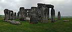 Stonehenge - gray and great. View from the north west. Wiltshire, UK.jpg