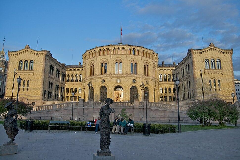 Stortinget 2009
