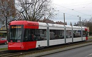 Variobahn - Variotram in Nuremberg, Germany