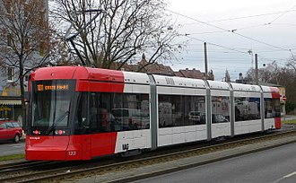 Variobahn - Variotram in Nuremberg, Germany