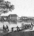 Strahwalde, Oberes Rittergut (Kirchen-Galerie, 1860).jpg