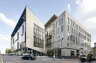 University of Strathclyde - University of Strathclyde, Technology and Innovation Centre