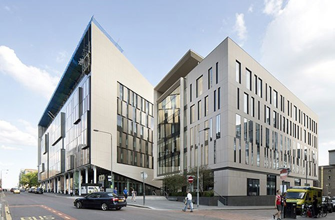 Strathclyde University, Glasgow