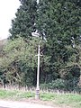 Street lamp near Old manor Farm - geograph.org.uk - 387286.jpg