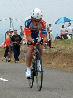 Stuart O'Grady - O'Grady at the 2005 Tour de France.