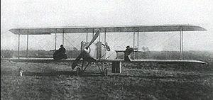 Readville Race Track - Sturtevant A-3 Battleplane Dec 12, 1915