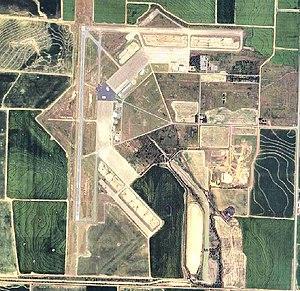 Stuttgart Municipal Airport - 2006 USGS aerial image