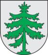 Coat of arms of Subate