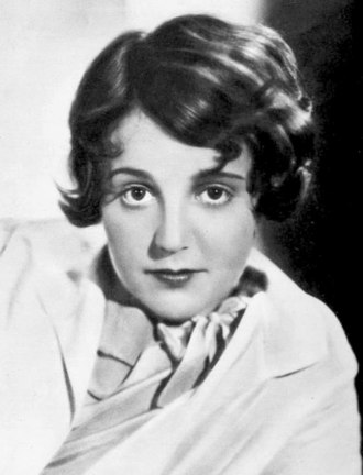 Sue Carol - pictured in 1931