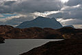 Suilven, Sutherland, Scotland, 15 April 2011 - Flickr - PhillipC.jpg