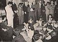 Sukarno arriving at Metropolitan Museum of Art, Presiden Soekarno di Amerika Serikat, p27.jpg