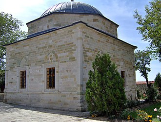 Murad I - Tomb of Sultan Murad on Kosovo field