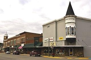 Sumner, Iowa City in Iowa, United States