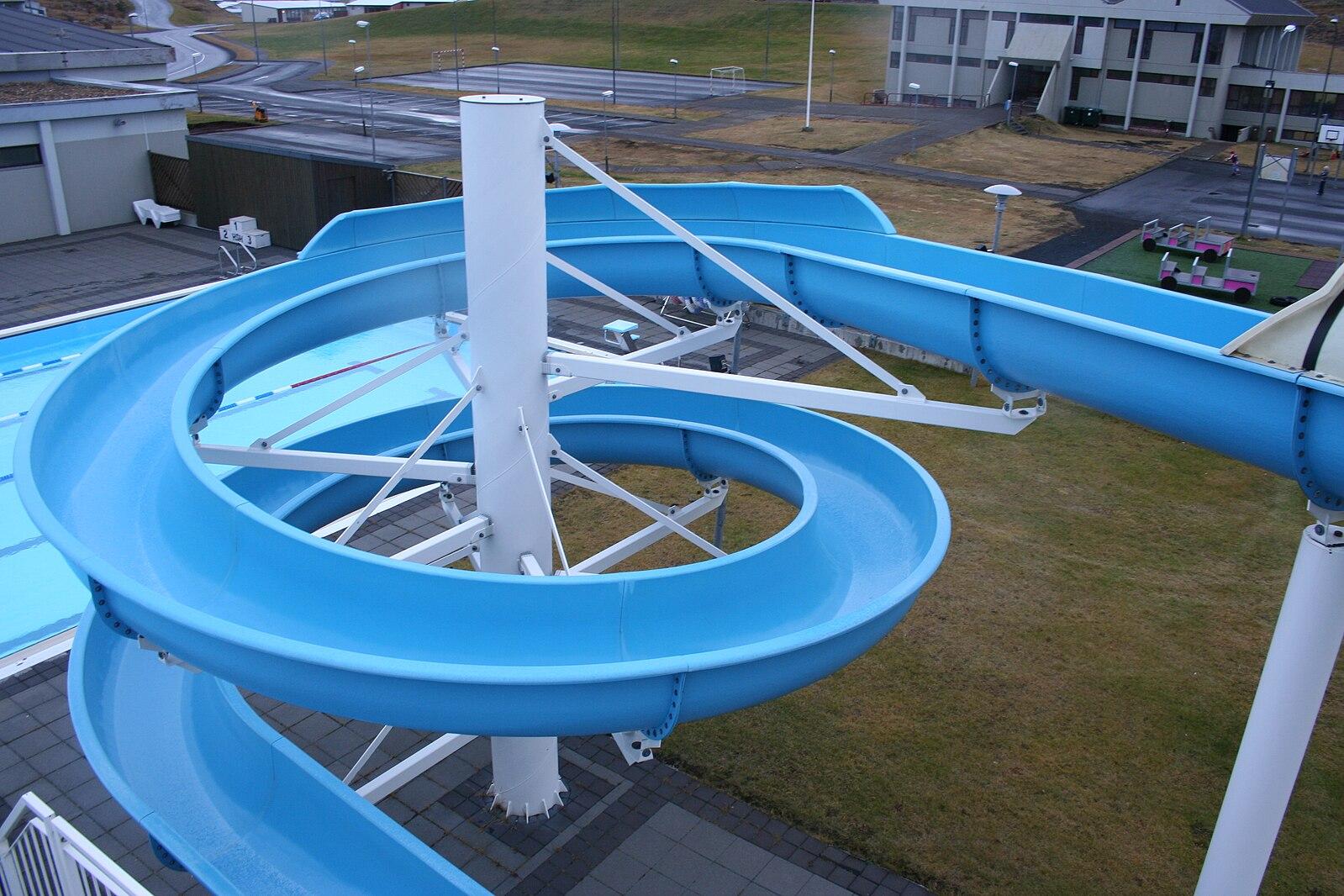 Sundlaug Stykkishólms Water Slide, Wikipedia