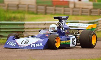 Surtees - Image: Surtees TS14 Mallory Park
