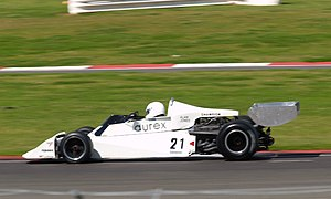 Surtees - Image: Surtees TS19 2007