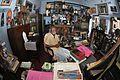 Sushil Kumar Chatterjee with His Treasures - Kolkata 2017-02-23 0468.JPG