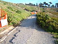 Sutro Baths trail.JPG