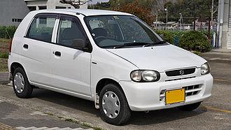 Pak Suzuki Motors - Image: Suzuki Alto 003