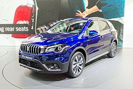 Suzuki S-Cross - Mondial de l'Automobile de Paris 2016 - 006.jpg