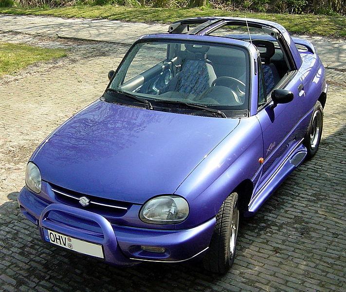 suzuki x90 qui connait cette voiture suzuki forum marques. Black Bedroom Furniture Sets. Home Design Ideas