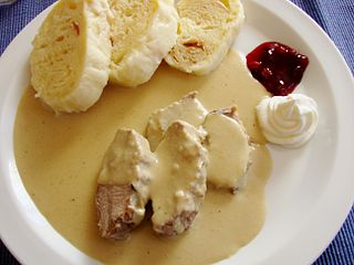 Czech cuisine Food and cuisine of Czechia