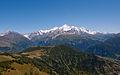 Svaneti View from Mestia's TV Tower-Vaizdas nuo Mestijos TV bokšto (3871663369).jpg