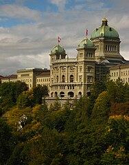 Switzerland, Bern, Bundeshaus.jpg