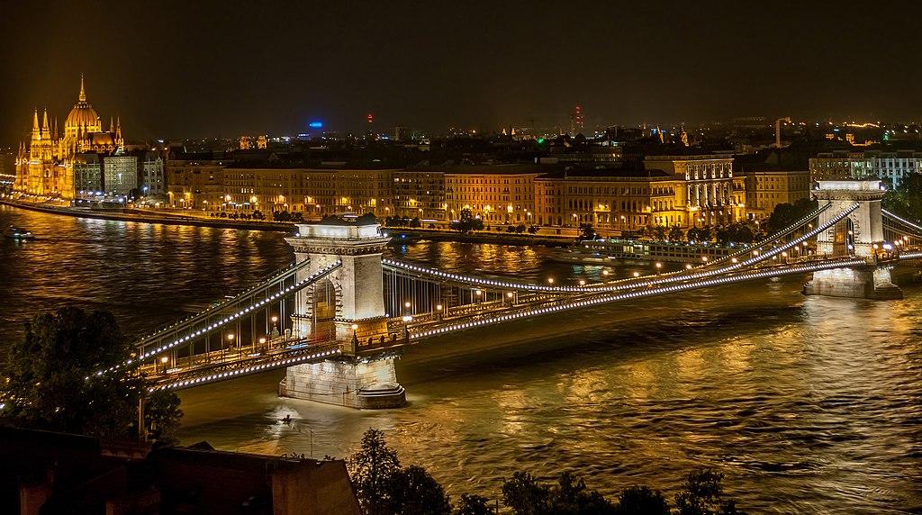 Ibu kota Budapest