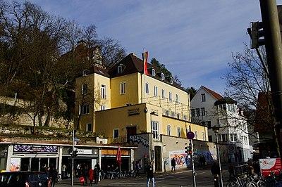 Burschenschaft Germania Tübingen Tuepedia