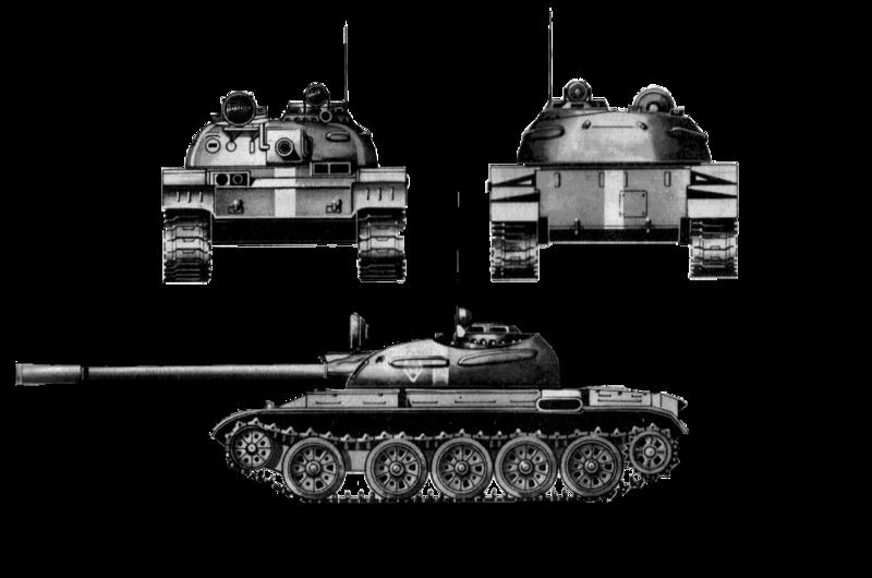 جميع الأسلحة المستخدمة من طرف الجيش الجزائري 800px-T-55_schematic