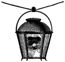 1er Lampadaire