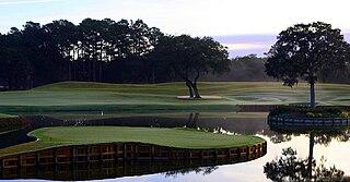 Resort golf course in Ponte Vedra Beach, FL, US
