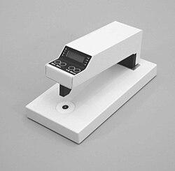 definition of densitometer
