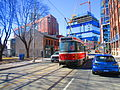 TTC 504 King streetcar, near Parliament, 2016 03 19 (8) (25617406340).jpg