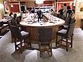 TW 台灣 Taiwan 中正區 Zhongzheng District 台北車站 Taipei Main Metro Station 微風台北站 Breeze Taipei Station 2nd Floor mall shop Kurogeya Japanese Restaurant dinner August 2019 SSG 02.jpg