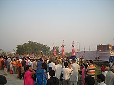 TYPICAL Dussehra Celebrations 02 Oct 2006
