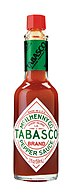 illustration de Tabasco (sauce)