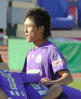 Tadanari Lee Japanese footballer